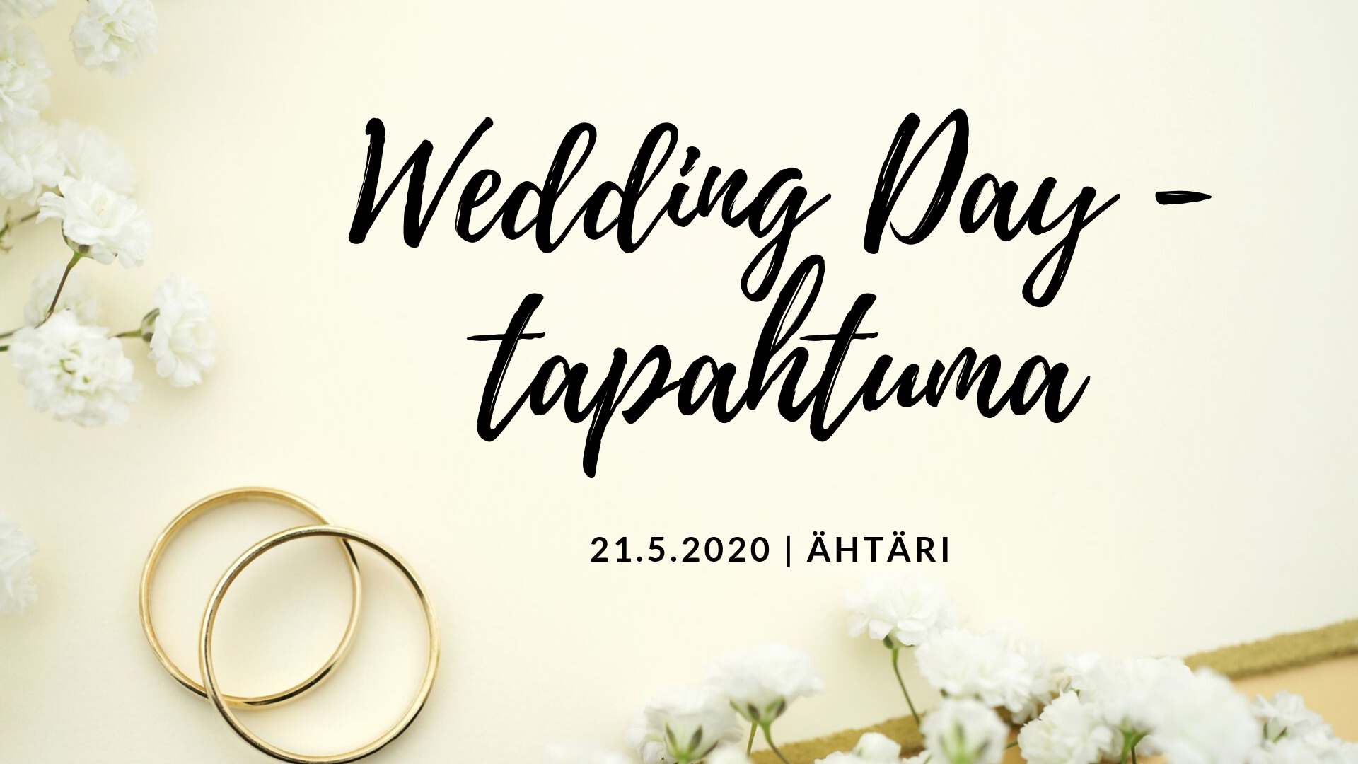Wedding Day tapahtuma